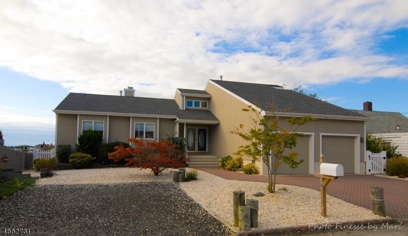 Enfamiljshus för Försäljning vid 129 SHORE Drive 129 SHORE Drive Brick Township, New Jersey 08723 Usa