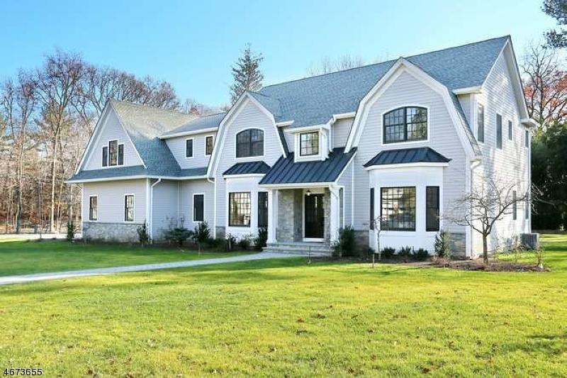 Casa Unifamiliar por un Venta en 2 Sherwood Wyckoff, Nueva Jersey 07481 Estados Unidos