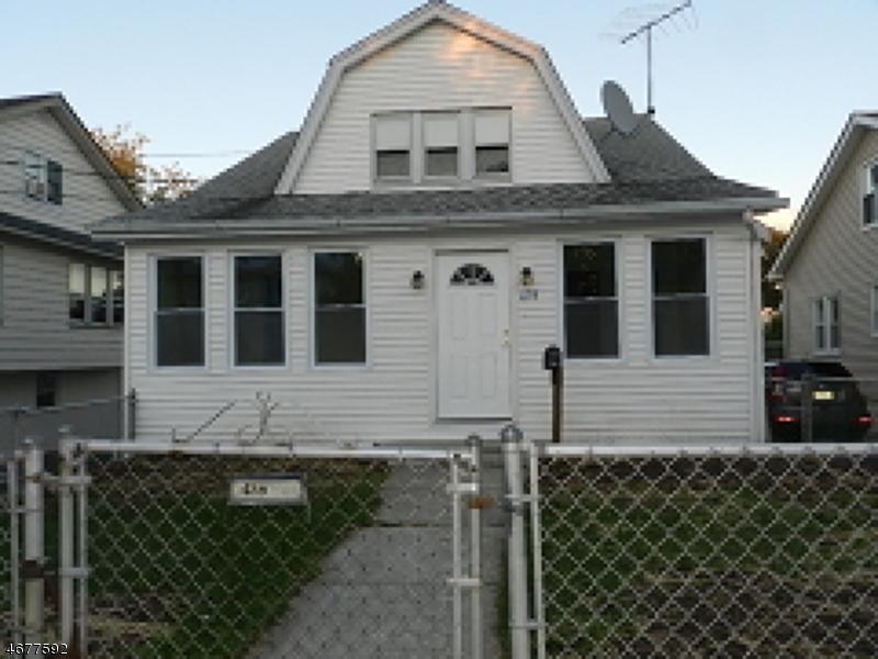 Частный односемейный дом для того Аренда на 639 Carlyle Place Union, Нью-Джерси 07083 Соединенные Штаты