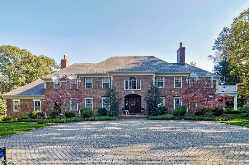 Частный односемейный дом для того Продажа на 189 Washington Corner Road Bernardsville, 07924 Соединенные Штаты
