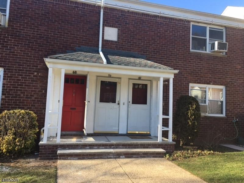 Частный односемейный дом для того Аренда на 486 Blanchard Ter Hackensack, Нью-Джерси 07601 Соединенные Штаты
