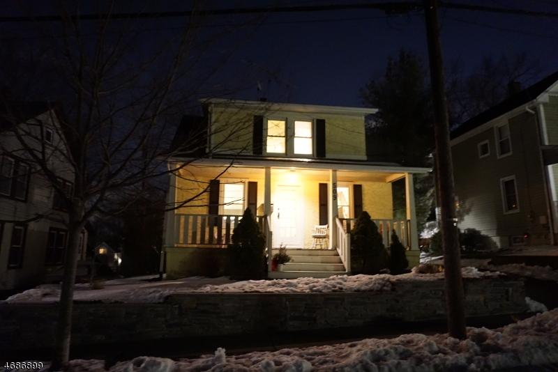 Частный односемейный дом для того Аренда на 509 Farview Street Ridgewood, Нью-Джерси 07450 Соединенные Штаты