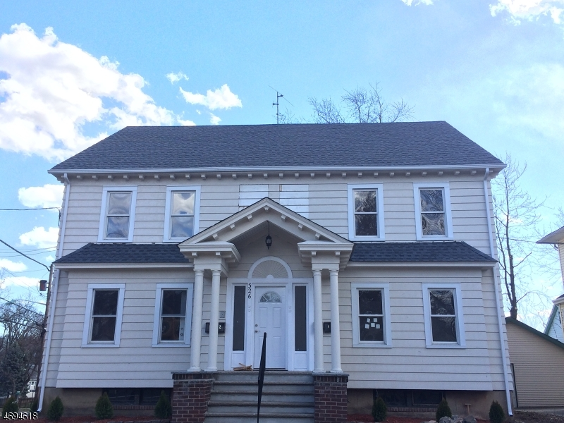 Multi-Family Home for Sale at 326 Mercer Avenue 326 Mercer Avenue Roselle, New Jersey 07203 United States