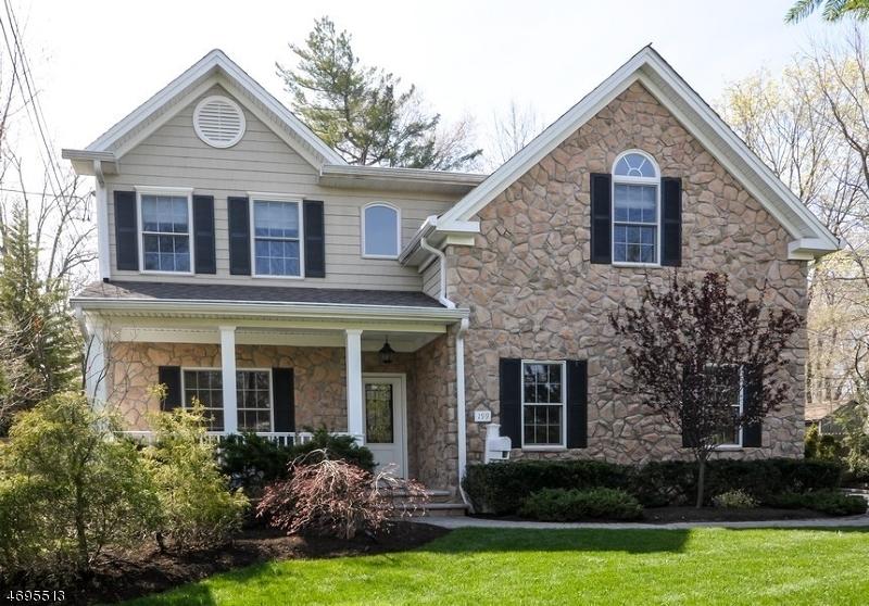 Частный односемейный дом для того Продажа на 199 Union Avenue New Providence, Нью-Джерси 07974 Соединенные Штаты