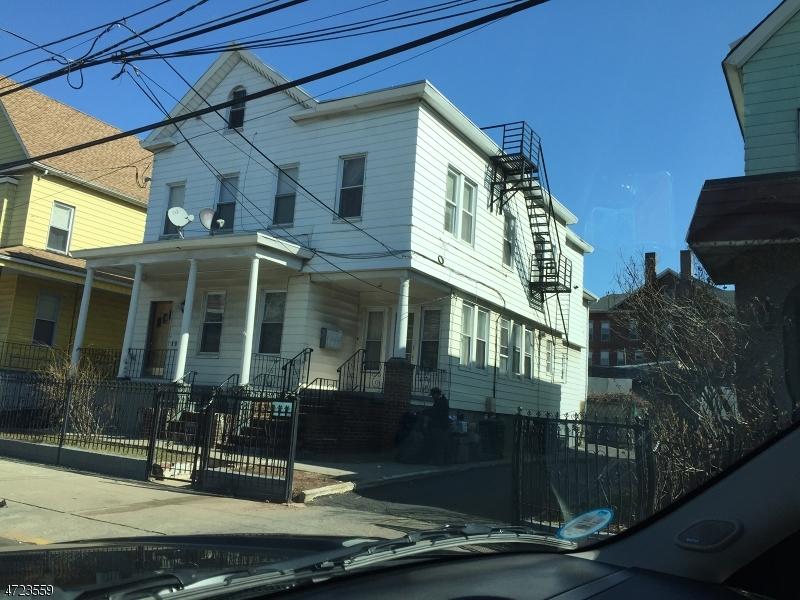 Vivienda multifamiliar por un Venta en 15 REID Street Elizabeth, Nueva Jersey 07201 Estados Unidos