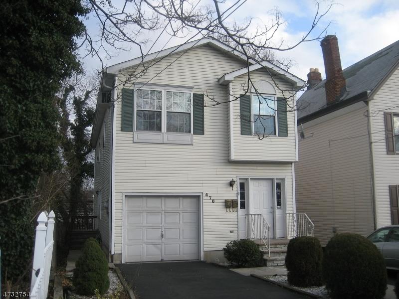 Maison unifamiliale pour l à louer à 470 Stuyvesant Avenue Irvington, New Jersey 07111 États-Unis
