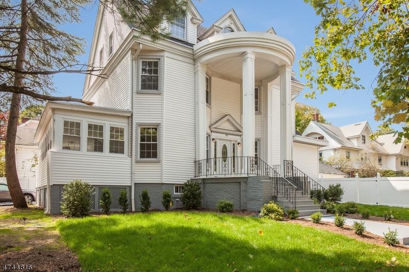 Single Family Home for Sale at 354 Highland Avenue Orange, 07050 United States