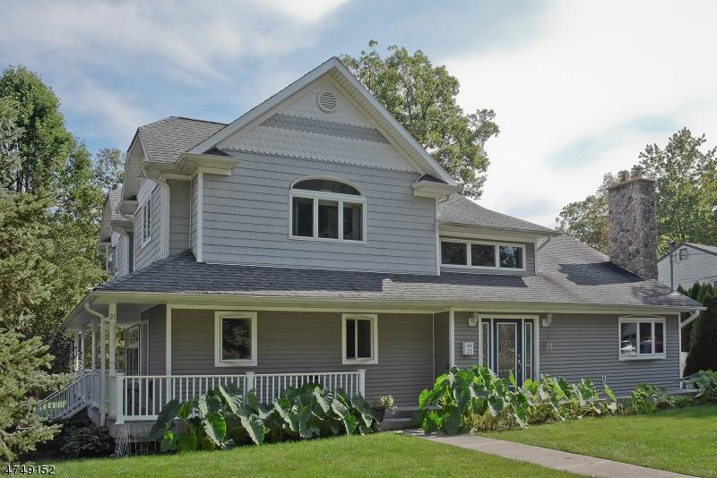 Частный односемейный дом для того Продажа на 21 Mountain View Trail Jefferson Township, Нью-Джерси 07885 Соединенные Штаты
