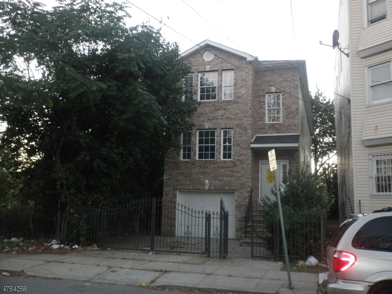 Multi-Family Home for Sale at 695 S 11th Street Newark, New Jersey 07103 United States