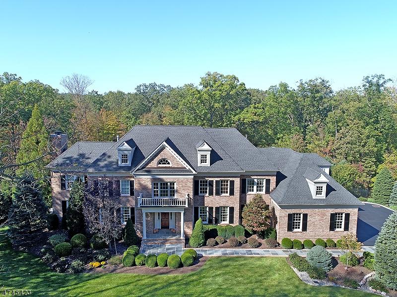 Maison unifamiliale pour l Vente à 56 Will Lane 56 Will Lane Watchung, New Jersey 07069 États-Unis