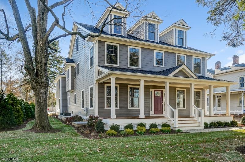 一戸建て のために 売買 アット 173 Ridgedale Avenue 173 Ridgedale Avenue Madison, ニュージャージー 07940 アメリカ合衆国