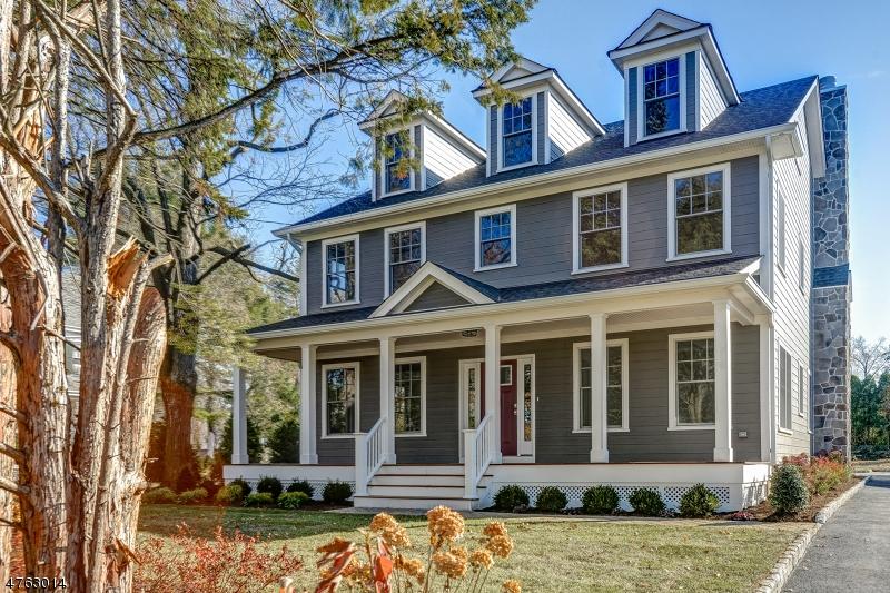 Maison unifamiliale pour l Vente à 173 Ridgedale Avenue 173 Ridgedale Avenue Madison, New Jersey 07940 États-Unis