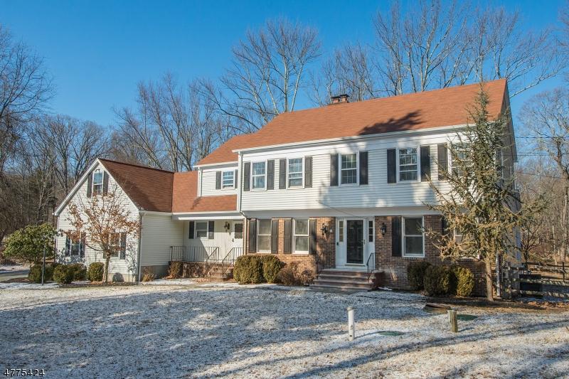 Maison unifamiliale pour l Vente à 1 C SOUTH Road Randolph, New Jersey 07945 États-Unis