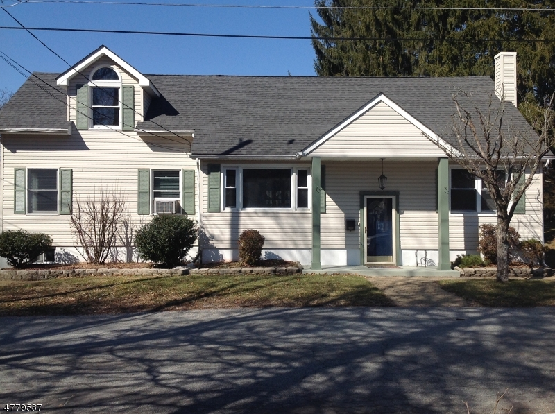 Single Family Home for Sale at 12 N Clark Street 12 N Clark Street Ogdensburg, New Jersey 07439 United States