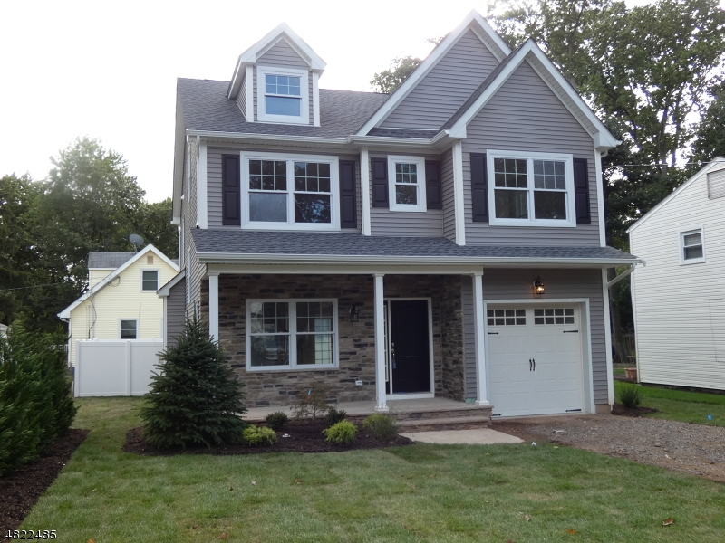 Single Family Home for Sale at 21 ROOSEVELT Avenue Fanwood, New Jersey 07023 United States