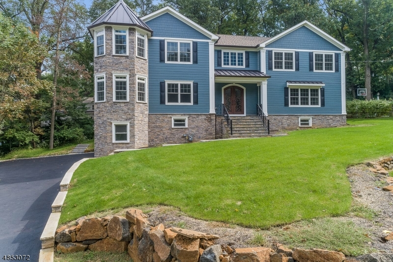 Single Family Home for Sale at 10 LITTLE WOLF Road Summit, New Jersey 07901 United States