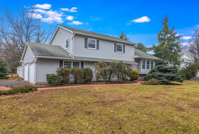 Частный односемейный дом для того Продажа на 10 ARDSLEY Road Hillsborough, Нью-Джерси 08844 Соединенные Штаты