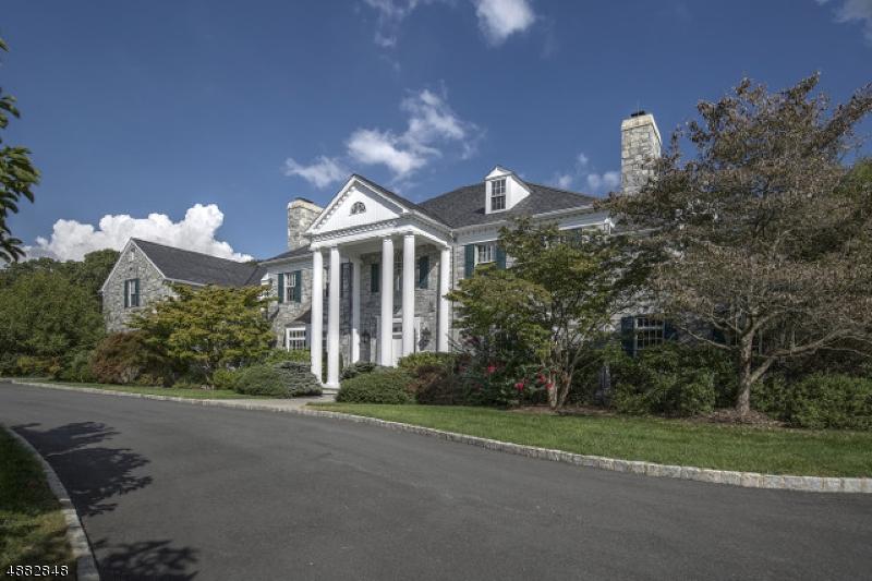 Single Family Homes för Försäljning vid Bernardsville, New Jersey 07924 Förenta staterna