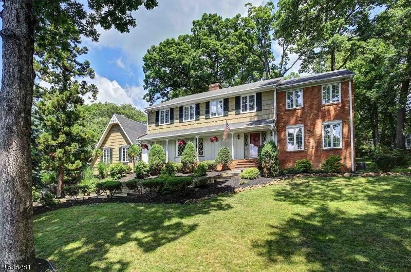 独户住宅 为 销售 在 455 WASHINGTON AVENUE Martinsville, 08836 美国