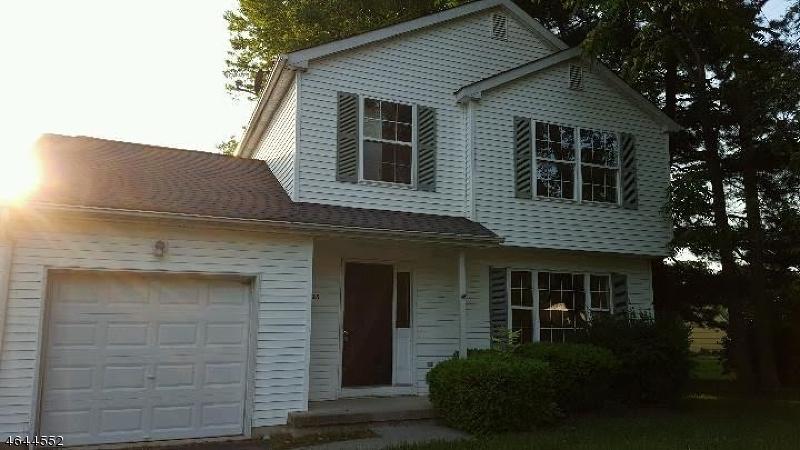 Частный односемейный дом для того Продажа на 25 FRELINGHUYSEN STREET Belvidere, Нью-Джерси 07823 Соединенные Штаты