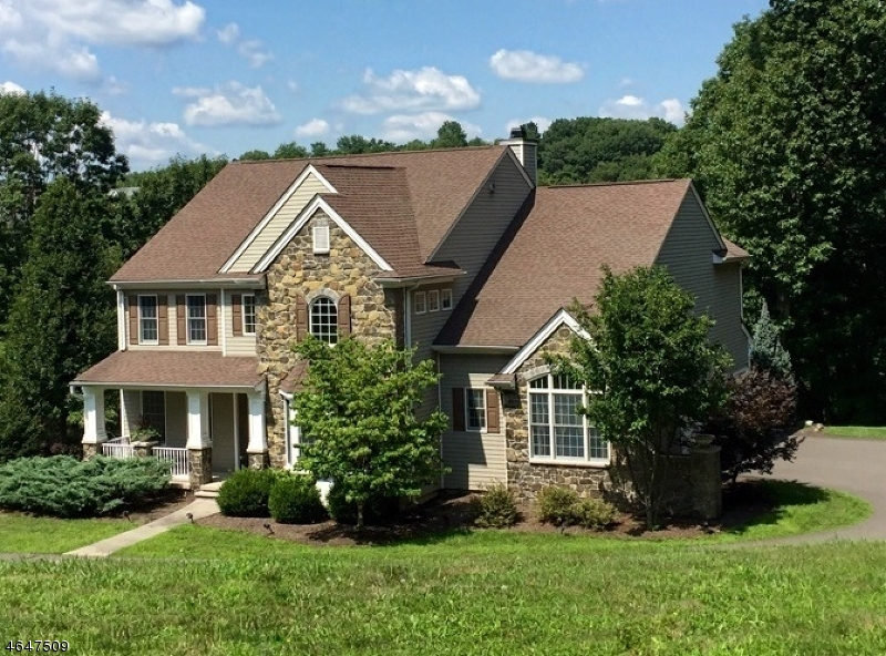 Single Family Home for Sale at 3 DEER RUN Road Pittstown, New Jersey 08867 United States