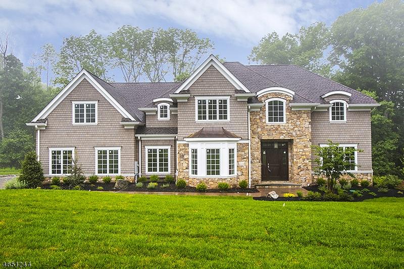 Частный односемейный дом для того Аренда на 11 Fairfield Ter Short Hills, Нью-Джерси 07078 Соединенные Штаты