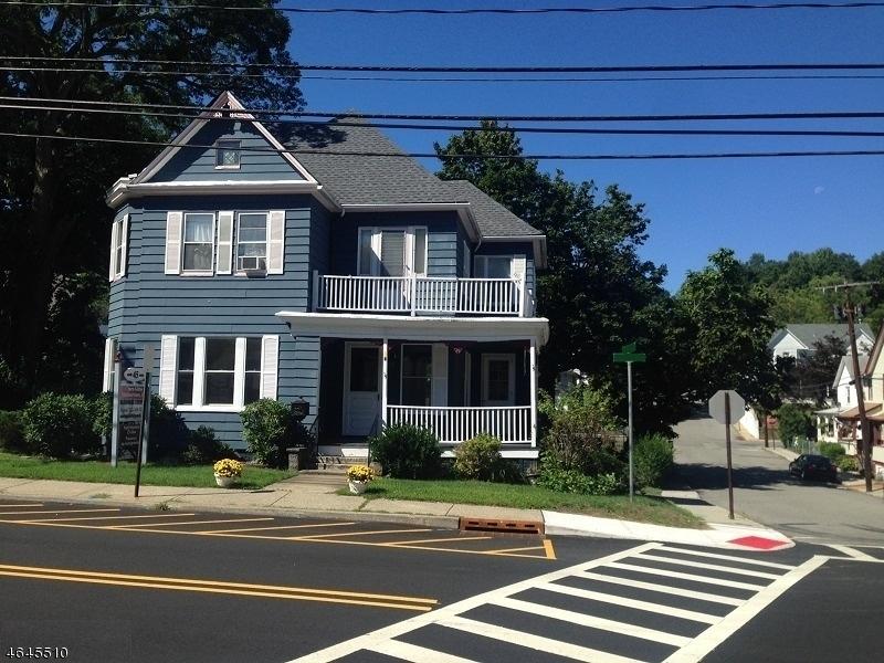 Casa Multifamiliar por un Venta en 45 S Main Street Wharton, Nueva Jersey 07885 Estados Unidos
