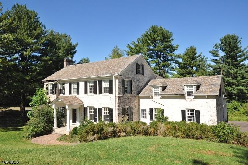 Casa Unifamiliar por un Venta en 54 Meyersville Road Chatham, Nueva Jersey 07928 Estados Unidos
