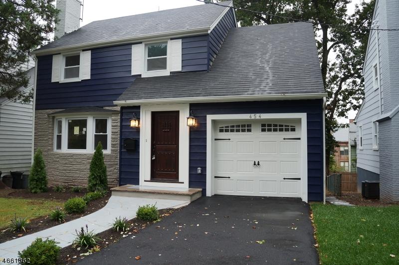 Casa Unifamiliar por un Venta en 454 Tremont Place Orange, Nueva Jersey 07050 Estados Unidos