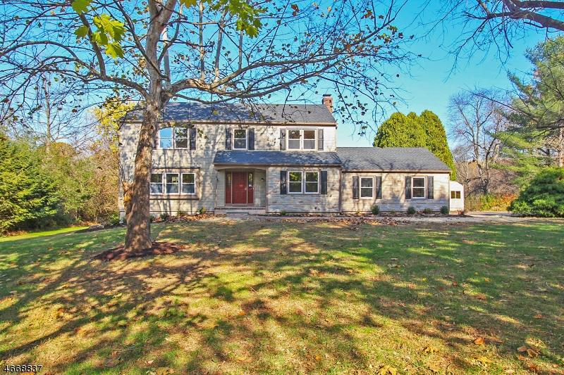 Частный односемейный дом для того Продажа на 43 River Bend Road Clinton, Нью-Джерси 08809 Соединенные Штаты