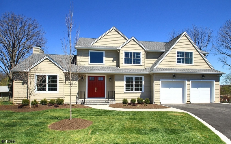 Частный односемейный дом для того Продажа на 3 Rawding Court Verona, 07044 Соединенные Штаты