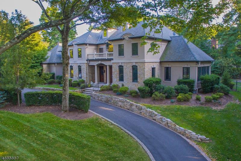 Частный односемейный дом для того Продажа на 38 WEISS Road Upper Saddle River, 07458 Соединенные Штаты
