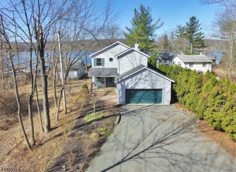 Частный односемейный дом для того Продажа на 5 Alpine Drive Lake Hopatcong, 07849 Соединенные Штаты
