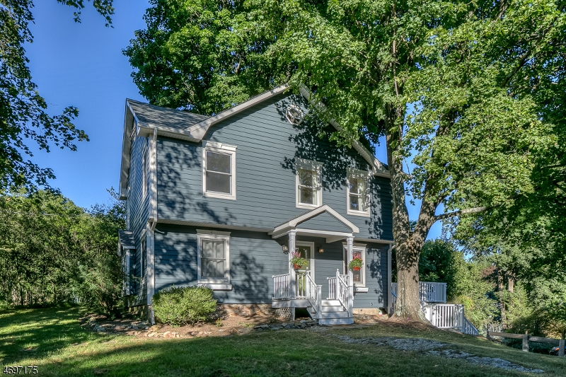 Single Family Home for Sale at 100 Main Street 100 Main Street Califon, New Jersey 07830 United States