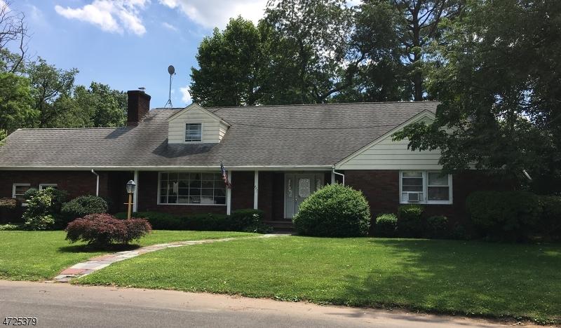 Частный односемейный дом для того Продажа на 890 CRESCENT Drive Rahway, 07065 Соединенные Штаты