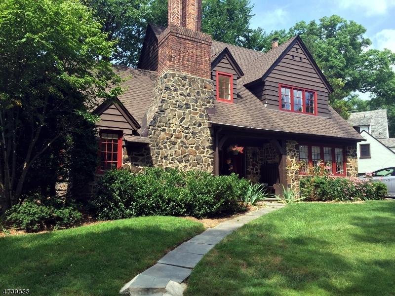 Частный односемейный дом для того Аренда на 1 Midhurst Road Millburn, Нью-Джерси 07078 Соединенные Штаты