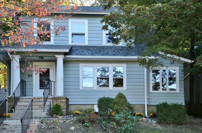 Nhà ở một gia đình vì Bán tại 54 Forest Avenue Caldwell, New Jersey 07006 Hoa Kỳ