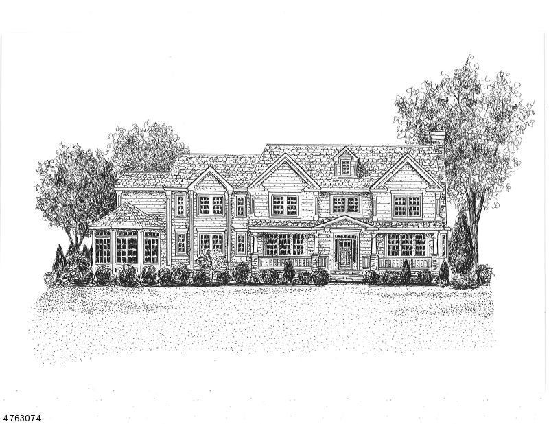 独户住宅 为 销售 在 1090 Lawrence Avenue 韦斯特菲尔德, 新泽西州 07090 美国
