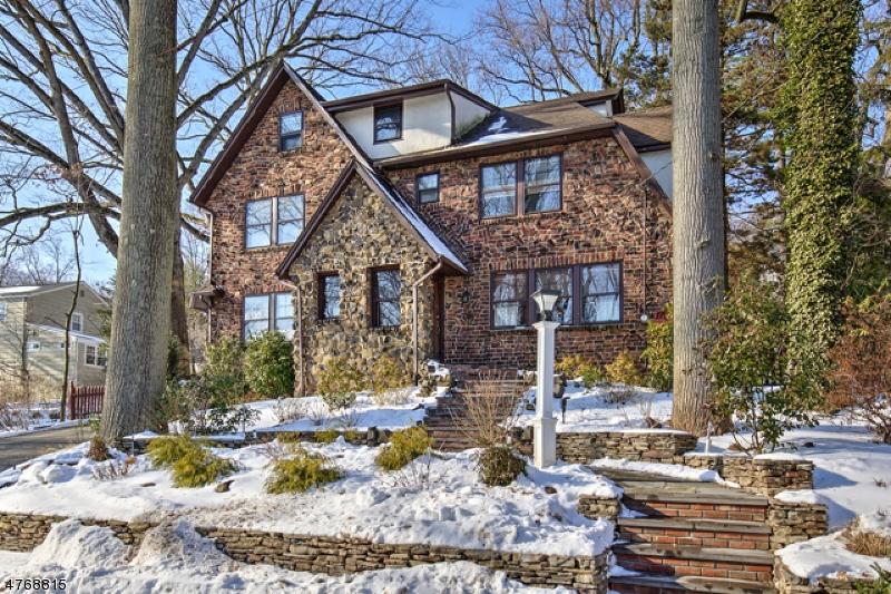 Частный односемейный дом для того Продажа на 9 Morse Drive Maplewood, Нью-Джерси 07040 Соединенные Штаты