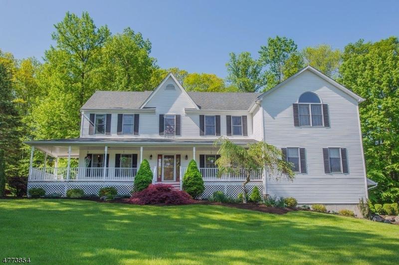 Casa Unifamiliar por un Venta en 3 Chandler Ter Rockaway, Nueva Jersey 07866 Estados Unidos
