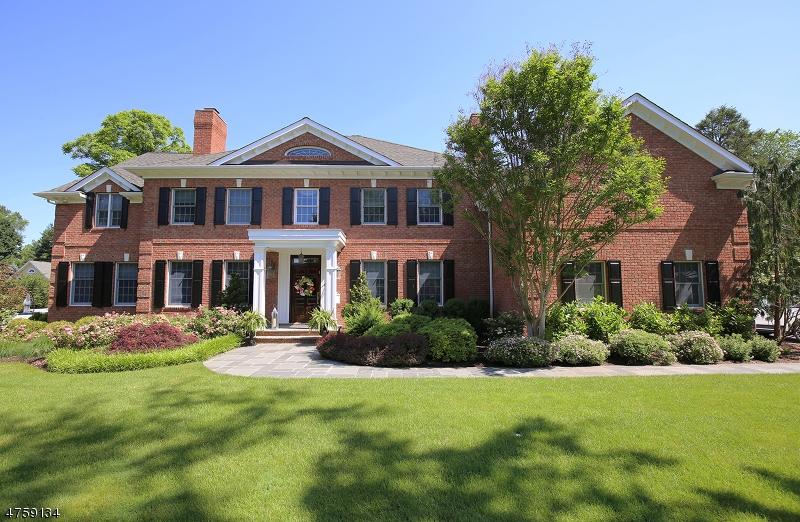 Maison unifamiliale pour l Vente à 60 Garfield Avenue 60 Garfield Avenue Madison, New Jersey 07940 États-Unis