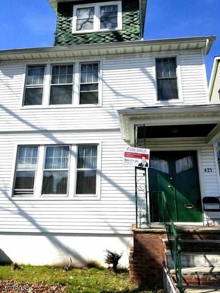 多戶家庭房屋 為 出售 在 421 S Clinton Street East Orange, 新澤西州 07018 美國