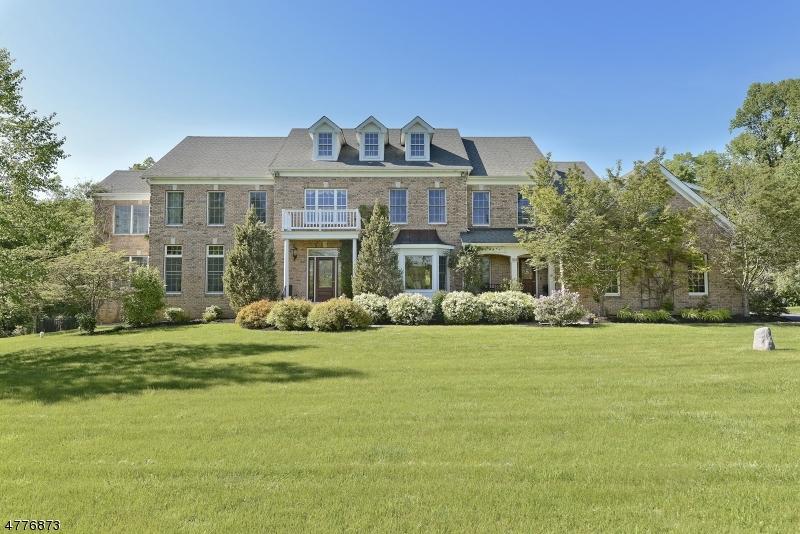 独户住宅 为 销售 在 104 Red Mill Road 莱巴嫩, 新泽西州 08826 美国