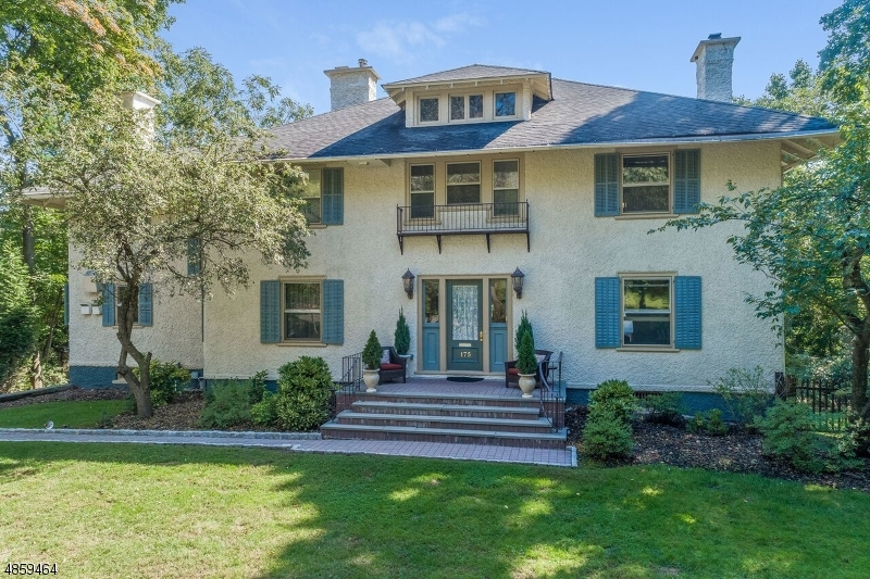 Single Family Home for Sale at 175 S MOUNTAIN Avenue Montclair, New Jersey 07042 United States