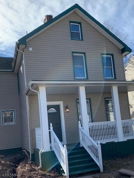 Maison unifamiliale pour l Vente à 116 WARD Street Orange, New Jersey 07050 États-Unis