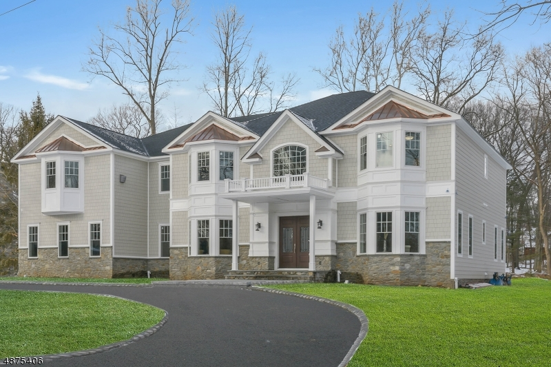 Single Family Home for Sale at 37 ELIZABETH TER Upper Saddle River, New Jersey 07458 United States