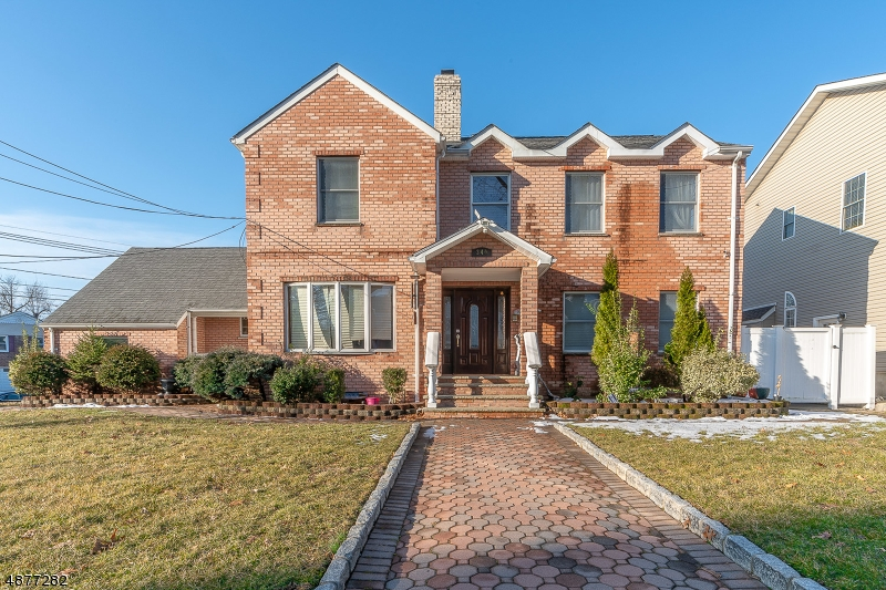 Single Family Home for Sale at 340 CAMBRIDGE DR 340 CAMBRIDGE DR Union Township, New Jersey 07083 United States