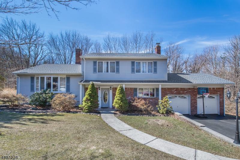 Casa Unifamiliar por un Venta en 4 HARRISON Road Kinnelon, Nueva Jersey 07405 Estados Unidos
