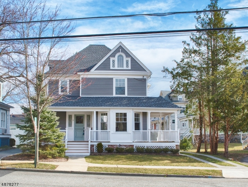 Single Family Home for Sale at 8 Colles Ave 8 Colles Ave Morristown, New Jersey 07960 United States