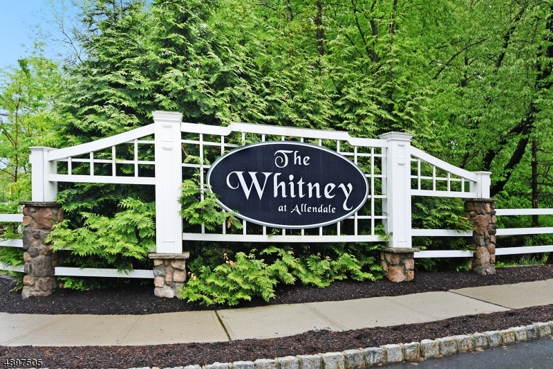 Condominium for Sale at 1205 WHITNEY LN Allendale, New Jersey 07401 United States